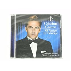 Cristian Castro Mi Amigo El Principe