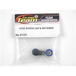 Factory Team VCS2 Shock Cap & Retainer