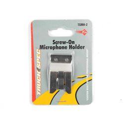 Truck Spec Screw-On Microphone Holder