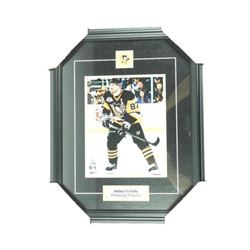 Sydney Crosby Pittsburgh 19 x 15 Frame