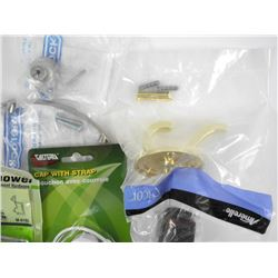 Bag Lot Mixed Hardware