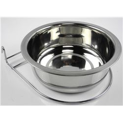 Stainless Steel Feed Dish
