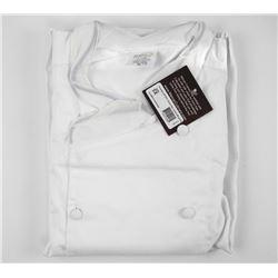 Men's Culinary Jacket Size 5x