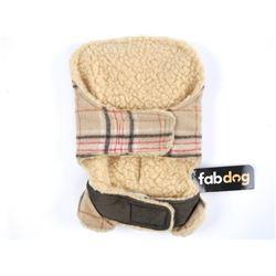 Fab Dog Sheepskin Coat