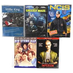 Lot (5)DVD Movies