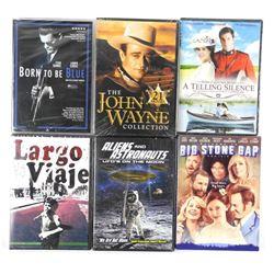 Lot (6) DVD Movies