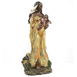 Native Indian Sculpture