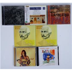 Lot (7) CD's