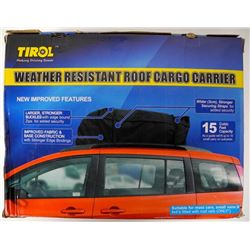'TIROL' Weather Resistance Cargo Carrier 30kgs Cap