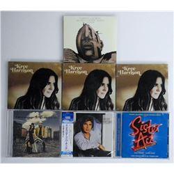 Lot (7) Music CD's
