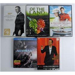 Lot (5) DVD MOVIES