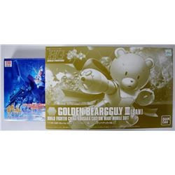Golden Bearbuggy II (SXR) Blue Ray. Box 2