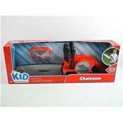 'KID' Chainsaw Lights and Motion