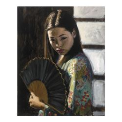 Study For Japanese Girl by Perez, Fabian