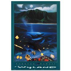 Kauai Moon by Wyland