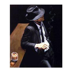 Man in Black Suit II by Perez, Fabian