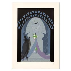 Lovers and Idol by Erte (1892-1990)