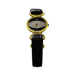 Piaget 18KT Yellow Gold Diamond Ladies Watch