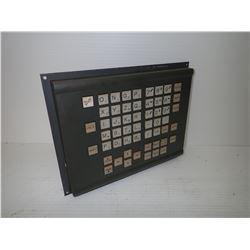 """FANUC A02B-0120-C122/MAR FS16 9"""" MDI UNIT"""