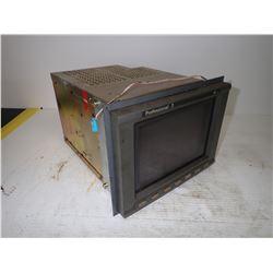FANUC A02B-0120-C112 CRT DISPLAY MONITOR