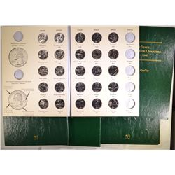 BUFFALO NICKEL STARTER SET  32 DIFF;