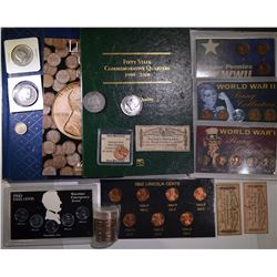 RARE COINS - SETS - CONFEDERATE NOTES
