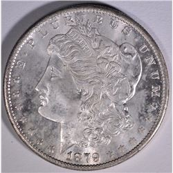 1879-S MORGAN DOLLAR CHOICE BU