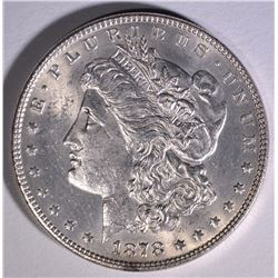 1878 MORGAN DOLLAR CHOICE BU