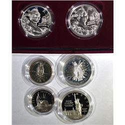 3 - 2 PIECE COIN SETS