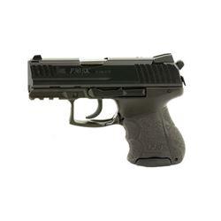 """HK P30SK 9MM 3.27"""" BLK V3 DA/SA 10RD"""