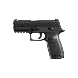 """SIG P320CARRY 9MM 3.9"""" 10RD BLK NS"""