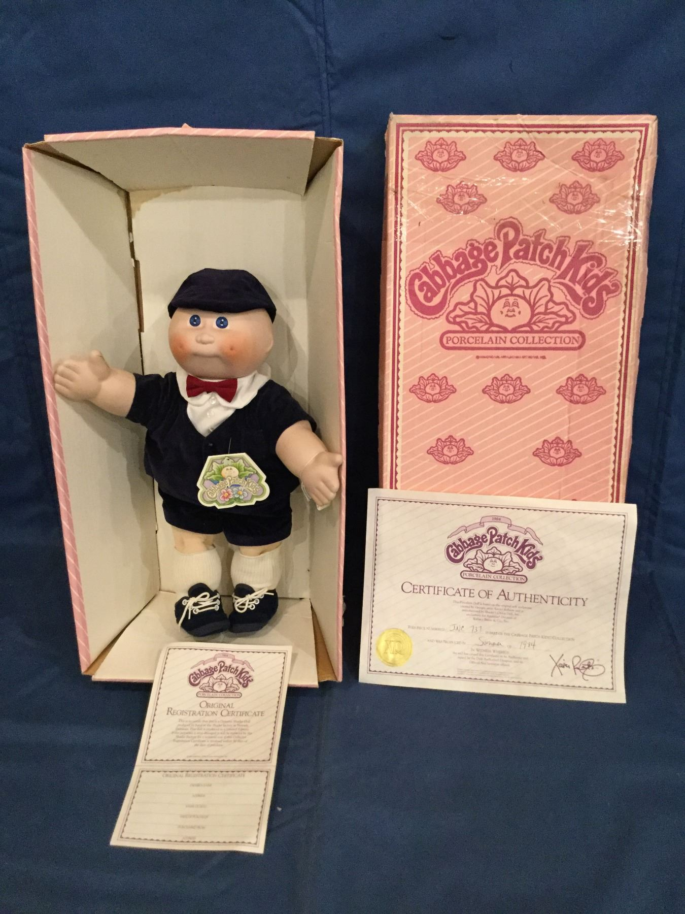 Cabbage Patch Porcelain