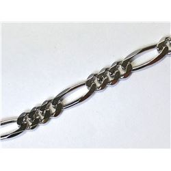 STERLING SILVER MENS CHAIN 18""