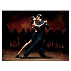 Tango in Paris in Black Suit by Perez, Fabian