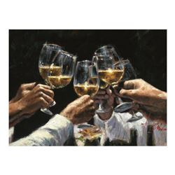 For a Better Life II White Wine by Perez, Fabian