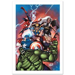 Marvel Adventures: The Avengers #36 by Stan Lee - Marvel Comics