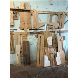 Wood Pattern Lot
