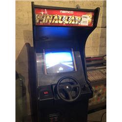 Namco Final Lap Racing Arcade Game