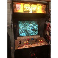 Namco Tekken 3 Fighting Arcade Game