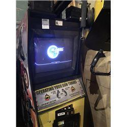 VR Vortek System Turret Arcade Game