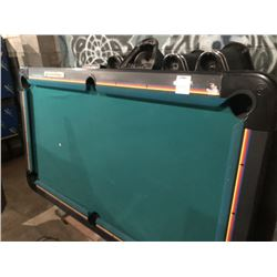 Competitor Pool Table