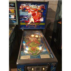 Bally Midway Grandslam Pinball Machine
