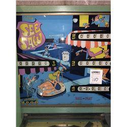 See Saw Pinball Machine