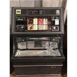 Hyper Beam Laser Disc jukebox