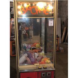 Big Choice Claw Machine