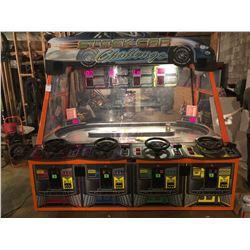 Stock Car Challenge Arcade Game