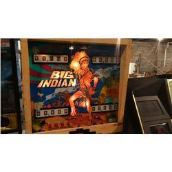 Big Indian Pinball
