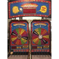 Lazer-Tron Spintown Arcade Game