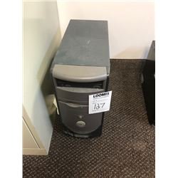 BUNDLE LOT: Dell Tower, APC Tower (2 Towers)