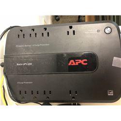 APC Back-UPS 600 Battery Backup & Netgear Router